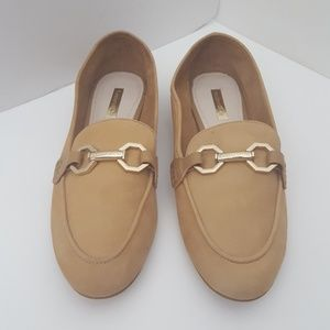 Louise et Cie tan leather loafer 10 M